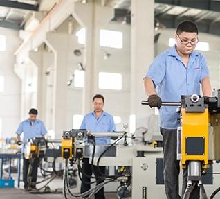 焊接机器人生产中的质量控制