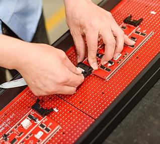 自动焊机的装置系统