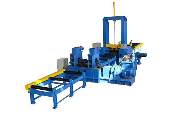 轻型H型钢生产线