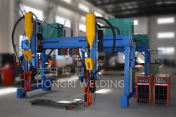 龙门式自动焊接机