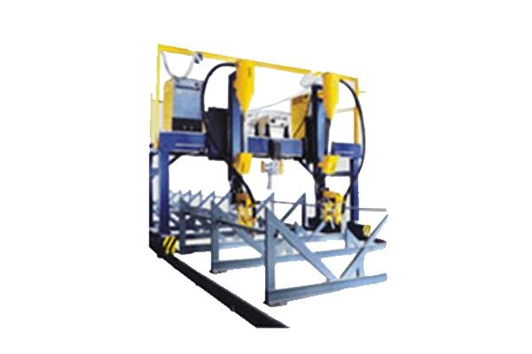 H型钢龙门式焊接机