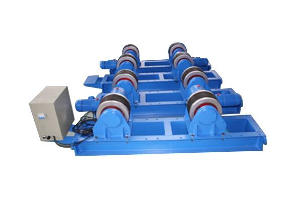 可调式焊接滚轮架