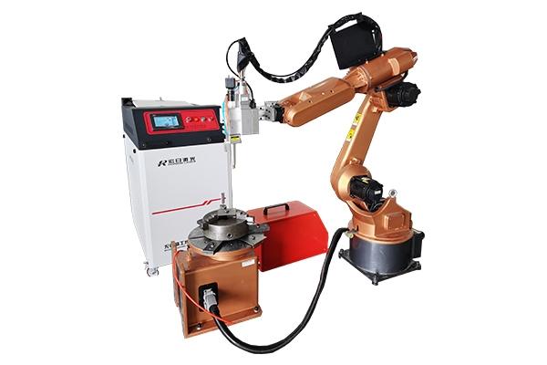 机器人激光焊